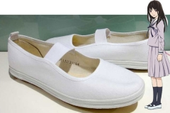Noragami Hiyori Iki Cosplay Shoes