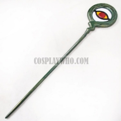 Fairy Tail Mystogan Staves - Eye Staff