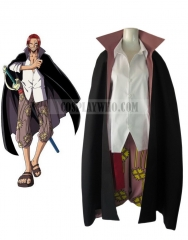 Shanks Two Years Latter Cosplay Costume