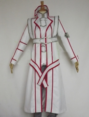 SAO Knights of the Blood Kirito Cosplay Costume