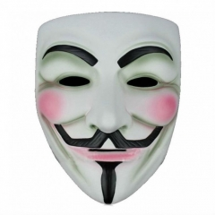 V for Vendetta Mask Costume