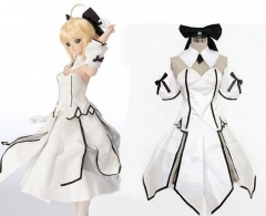 Fate Unimited Codes Saber Lily Cosplay