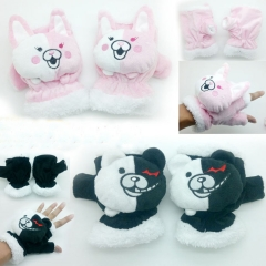 Dangan Ronpa Monobear Gloves