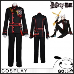 D.Gray-man Allen Walker Cosplay