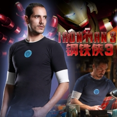 Iron Man 3 Tony Stark T-shirt