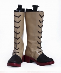 Kabaneri Of The Iron Fortress Ayame Boots