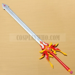 Magic Knights Rayearth Hikaru Sword Replica