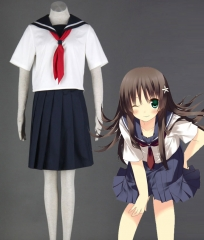 Saten Ruiko Sakugawa Middle School Uniform