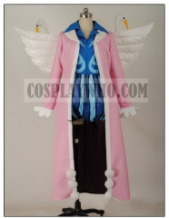 One Piece Bentham Mr. 2 Bon Kurei Swan Costume