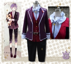 Diabolik Lovers Kanato Cosplay Costume