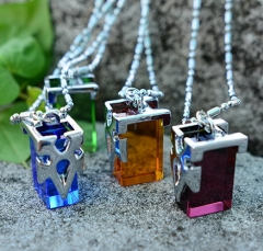 Sword Art Online Teleport/Antidote/Corridor Crystal Necklace