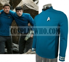Star Trek Beyond Spock Long T Shirt