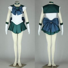 Sailor Neptune Cosplay Costume