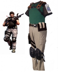 Resident Evil 5 Chris Redfield Costume