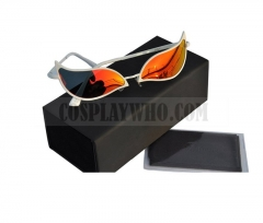 One Piece Donquixote Doflamingo Joker Sunglasses Cosplay Accessory
