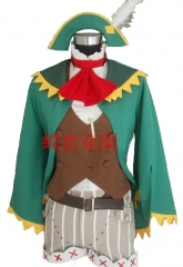 Monster Hunter Guildmarm (Green lady) Costume