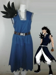 Fairy Tail Gajeel Cosplay Costume