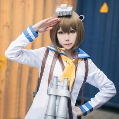 Kantai Collection Yukikaze Cosplay