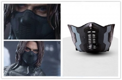 Captain America Winter Soldier Bucky Mask Replica