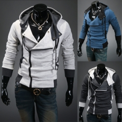 Assassin's Creed Hoodie Fashion Costume