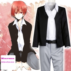 Assassination Classroom Karma Akabane Cosplay
