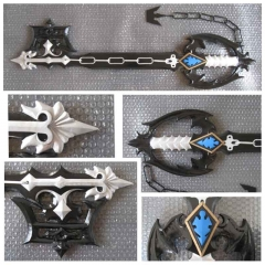 Kingdom Hearts Oblivion Keyblade Cosplay Props