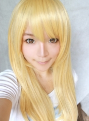 Attack on Titan Historia Cosplay Wig