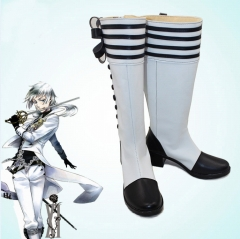 Black Butler Charles Grey Cosplay Boots