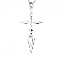 Fate Zero Saber Command Spells Necklace
