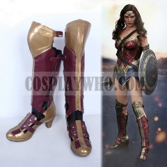 Wonder Woman Cosplay Boots