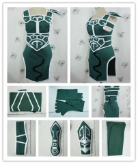 League of Legends Akali Classic Skin Cosplay