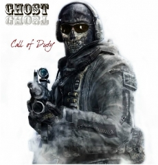 Call of Duty Modern Warfare 2 TF 141 Ghost Costume