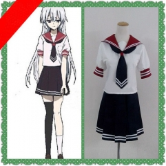 Riddle Story of Devil Mahiru Banba Cosplay Costume