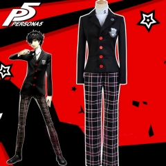 Persona 5 Protagonist Cosplay