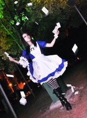 Alice: Madness Returns Cosplay Dress