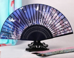 Kamisama Kiss Tomeo Blue Fan Prop