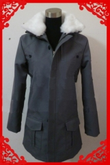 Shinya Kougami Winter Coat