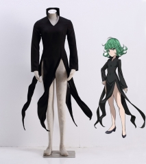 One-Punch Man Tornado of Terror Cosplay Dress