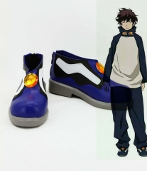 Blood Blockade Battlefront Leonardo Watch  Shoes