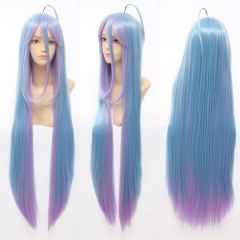 No Game No Life Shiro Cospaly Wig