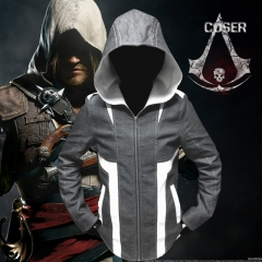 Assassin's Creed Long Sleeves Casual Hoodie
