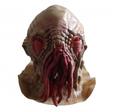 Doctor Who Ood Mask