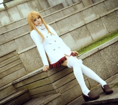 SAO Asuna Daily Wear Cosplay