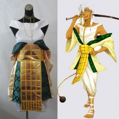 Magi Sharrkan Cosplay Costume