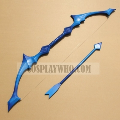 League of Legends Ashe the Frost Archer Bow