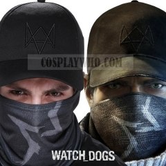 Watch Dogs Aiden Pearce Cap and Mask