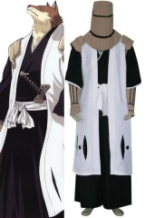 Bleach Komamura Sajin Cosplay Costume