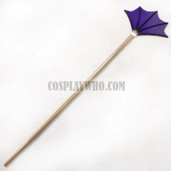 Fairy Tail Mystogan Magic Staves - Fan Staff