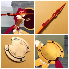 RWBY Pyrrha Nikos Spear and Shield
