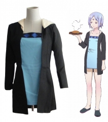 Blood Lad Saty Cosplay Costume